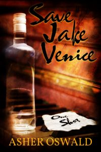 Save Jake Venice Cover