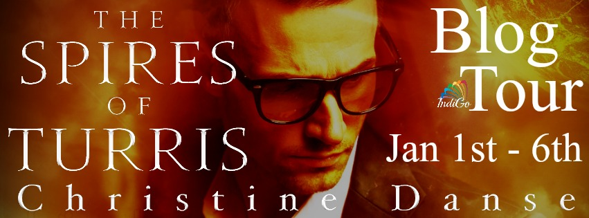 Blog Tour: Exclusive Excerpt & Giveaway Christine Danse - The Spires of Turris