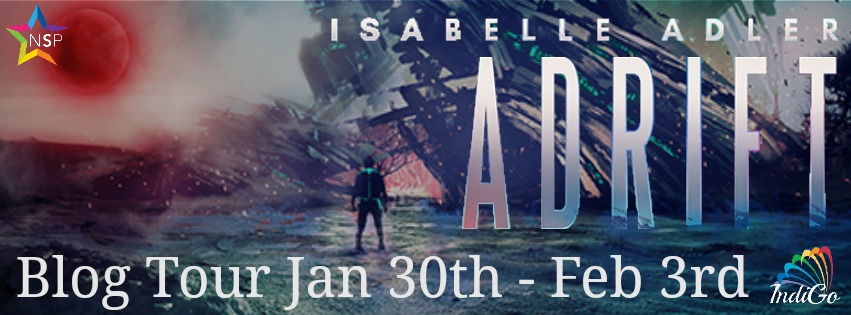 Blog Tour: Character Interview, Excerpt & Giveaway Isabelle Adler - Adrift