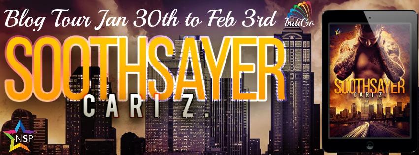 Blog Tour: Guestpost, Excerpt & Giveaway Cari Z. - Soothsayer