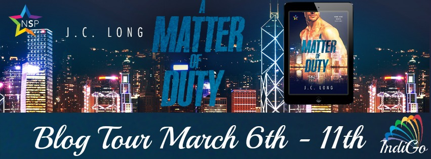 Blog Tour: Guestpost, Excerpt & Giveaway J.C. Long - A Matter of Duty