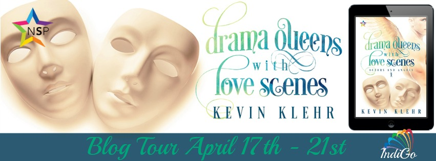 Blog Tour: Character Profile, Excerpt & Giveaway Kevin Klehr - Drama Queens with Love Scenes