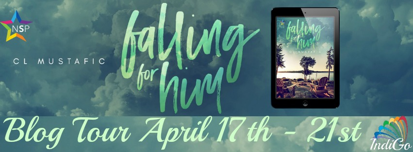 Blog Tour: Interview, Excerpt & Giveaway CL Mustafic - Falling for Him