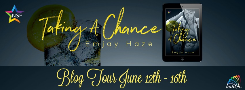 Blog Tour: Interview, Excerpt & Giveaway  Emjay Haze - Taking A Chance