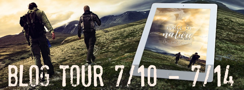 Blog Tour: Exclusive Excerpt & Giveaway  J.K Hogan - Force of Nature (Coming About #4)