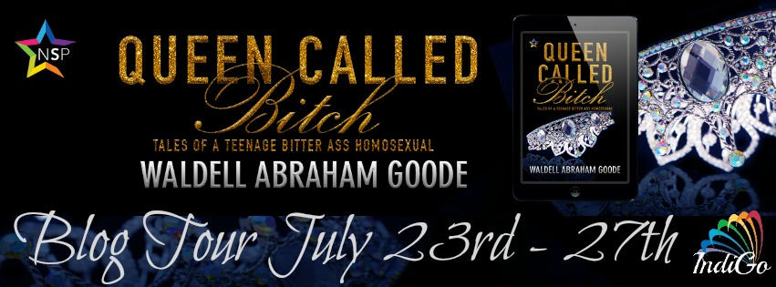 Blog Tour: Bonus short story, Excerpt & Giveaway -- Waldell Abraham Goode - Queen Called Bitch