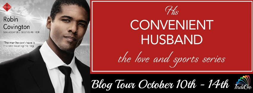 Blog Tour: Guestpost, Excerpt & Giveaway -- Robin Covington - His Convenient Husband
