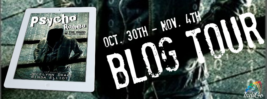 Blog Tour: Guestpost , Excerpt & Giveaway -- Jocelynn Drake & Rinda Elliott - Psycho Romeo