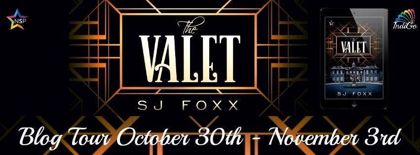 Blog Tour: Interview, Excerpt & Giveaway -- SJ Foxx - The Valet