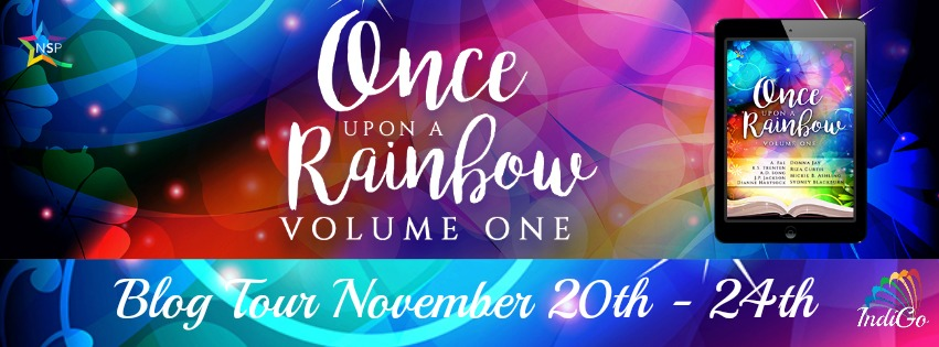 Blog Tour: Exclusive Excerpt & Giveaway -- Once upon a Rainbow Volume One