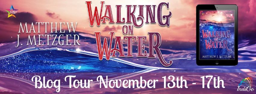 Blog Tour: Guestpost, Excerpt & Giveaway  -- Matthew J. Metzger - Walking on Water