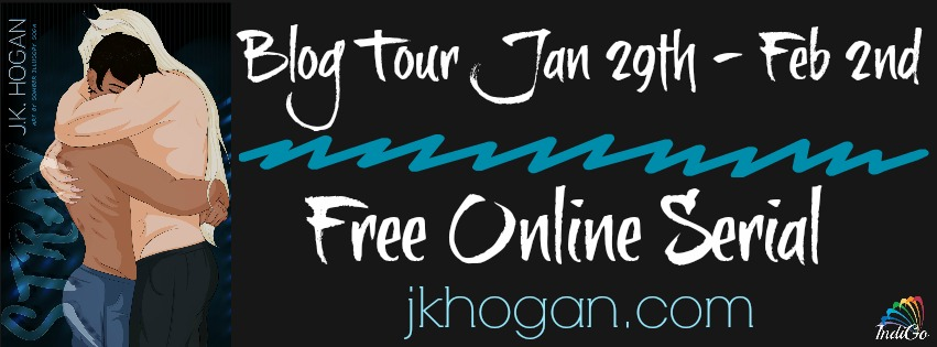 Blog Tour incl Exclusive Excerpt: JK Hogan - Stray
